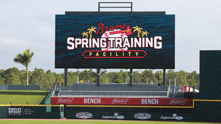 PHOTOS: A look at the new spring training home for the Braves