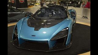 $1 million car, concept cars, sweet rides at Atlanta Auto Show