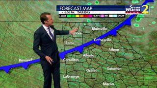 Wind to pick up throughout Thursday afternoon