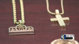 5 arrested in burglary at high-end Buckhead jewelry store