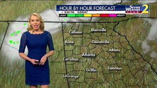 Warms temps for Sunday night