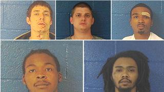 486c6aa39920 PHOTOS  5 inmates escape from North Carolina jail