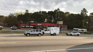 Suspect on run after shooting outside Ultra Lounge in Clayton County