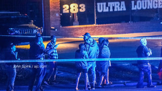 Police investigate shooting at Ultra Lounge in Clayton County