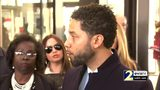 RAW VIDEO: Actor Jussie Smollett speaks about charges dropped against him
