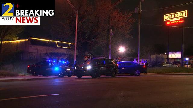 Police officer shoots, kills man near Atlanta club