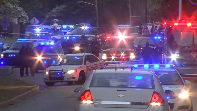 OFFICER SHOT ATLANTA: Union City officer undergoing surgery after
