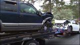 road rage crash, shooting