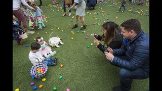 Avalon to host Easter egg hunt in Alpharetta