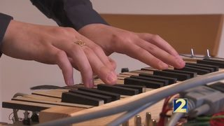 High school student invents new musical instrument