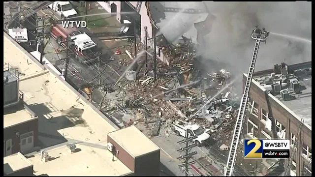 Durham Gas Explosion 1 Dead 15 Taken To Hospital After Gas