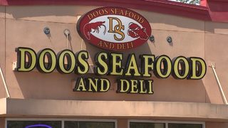 Seafood restaurant fails health inspection with score of 56