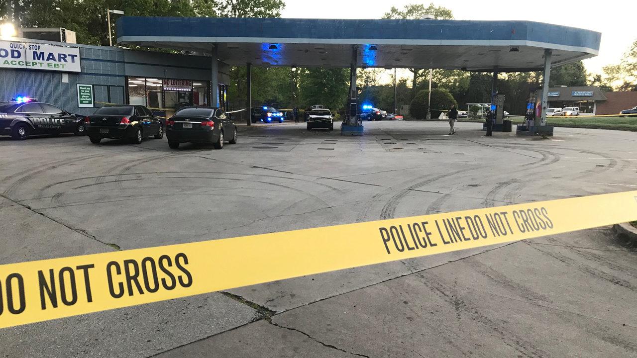 2 people dead in 2 different gas station shootings in DeKalb