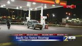 Two people dead in two different gas station shootings in DeKalb County