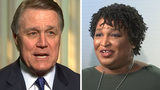 Will there be a Perdue, Abrams showdown in 2020 for Senate? Both weigh in