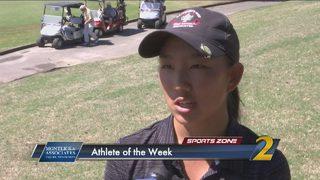 Liza Eubanks: Montlick & Associates Athlete of the Week