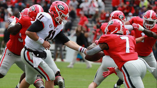 5 things we saw from Bulldogs on G-Day