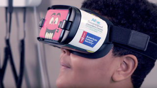 Children's Healthcare of Atlanta using virtual reality to help young cancer patients