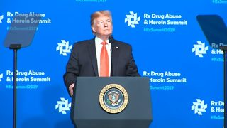 LIVE UPDATES: President Trump speaks at opioid summit in downtown Atlanta