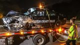 GSP investigating crash that sent Clayton County officer to hospital