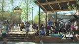Long awaited shopping center in Peachtree Corners opens to big crowds