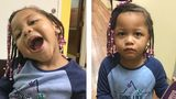 The Douglasville Police Department is asking for the public's help identifying this little girl. (Photo: Douglasville Police Department)