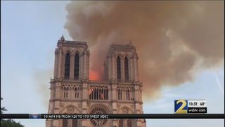 French company with Atlanta offices in talks to help rebuild Notre Dame