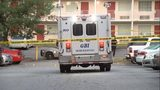 2 shot after gunshots sprayed at extended stay hotel