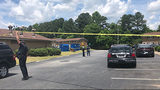 Police are investigating a shooting involving an officer in South Fulton County.