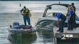 Two fishermen missing after boat crash on Lake Lanier