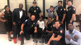 South Fulton Police Department helps boy in wheelchair