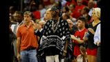 Rapper 2 Chainz attends Game One of the Eastern Conference Finals of the 2015 NBA Playoffs between the Atlanta Hawks and the Cleveland Cavaliers at Philips Arena on May 20, 2015 in Atlanta, Georgia. (Photo by Kevin C. Cox/Getty Images)
