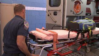 Georgia facing dangerous shortage of EMTs, paramedics