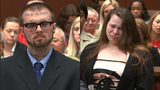 Chris McNabb and Courtney Bell were found guilty for the murder of their 2-week-old daughter Caliyah.