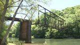 Settles Bridge in Forsyth County