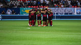 Atlanta United played an MLS against Vancouver at BC Place on Wednesday. (Atlanta United)