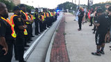 DeKalb County Jail protest