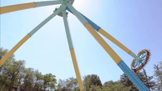 Six Flags unveils new 15-story, 70 mph ride