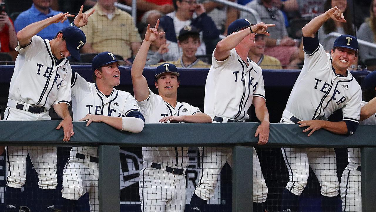 a53fe9857 Georgia Tech will face Duke, Notre Dame first in ACC baseball tournament |  WSB-TV