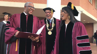 Morehouse commencement speaker to pay off Class of 2019
