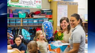 Atlanta teacher named Georgia Teacher of Year for first time in decades