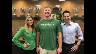 Buford 5-star lineman, valedictorian is the Athlete of the Year