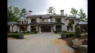 Multi-million $ Buckhead estate transformed into Designer Showhouse