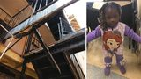 Mother, 4-year-old child injured when apartment complex stairwell collapses