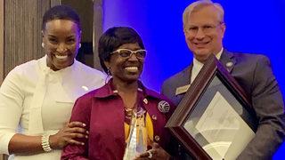 Gwinnett woman named one of Georgia