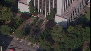 DeKalb County courthouse cleared after suspicious package found