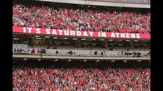 UGA will not sell alcohol in general seating areas next season