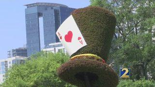Atlanta Botanical Garden presents summer exhibit