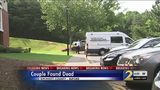 Officers find couple dead inside apartment after family doesn't hear from them