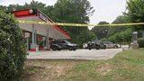 Man collapses, dies outside metro Atlanta gas station